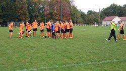 Match amical FCHVO - Haute Lizaine : 4-3 , 23 joueurs convoqués - football club Haute Vallée de l'Ognon