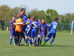 U 11 Tournoi de Pâques le 16/04/17 - FC FUILET CHAUSSAIRE