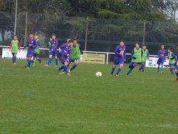 Match amical U 15 FCFC Le 02/12/17 - FC FUILET CHAUSSAIRE