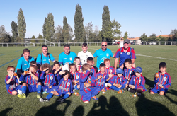 U09 à LA JUBAUDIERE - FC FUILET CHAUSSAIRE