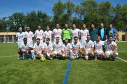 COUPE DE FRANCE / 1ER TOUR : - FOOTBALL CLUB FUVEAU PROVENCE
