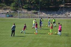 STAGE DE COHÉSION U15 - 2018/2019 - FOOTBALL CLUB FUVEAU PROVENCE