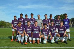 U17 EFG-Trest 9 septembre 2018 - FOOTBALL CLUB FUVEAU PROVENCE