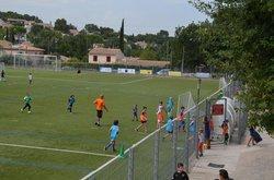 Premier entrainement débutant septembre 2018 - FOOTBALL CLUB FUVEAU PROVENCE