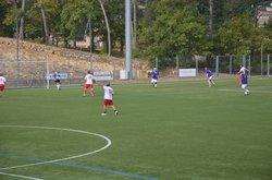 WEEKEND 14-15 OCTOBRE 2017 - FOOTBALL CLUB FUVEAU PROVENCE