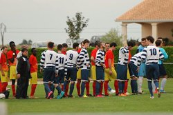 SENIORS A - LANGON 2 - FC GIRONDE LA REOLE