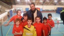 les U8/U9 en tournoi a AS LENS - FC HAUTS DE LENS