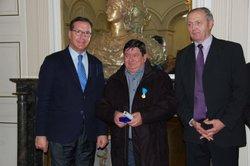 Edgar GESLIN : médaille de bronze de la jeunesse et des sports