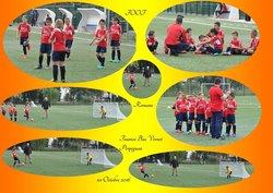 Souvenirs !! souvenirs de  l'an dernier lors des tournois U9 des Laurentins - F.C LAURENTIN — Saint Laurent de la Salanque