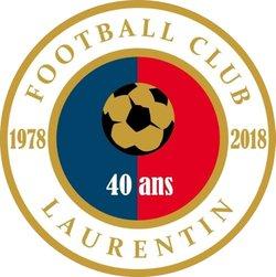 logo du club Football Club Laurentin