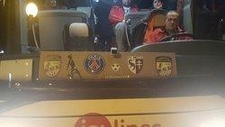 201803 : U15 à Paris (PSG - METZ) - Football Club Longeville-les-Saint-Avold