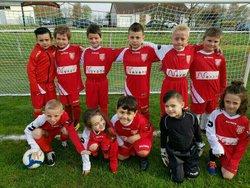 Plateau U6-U7 du 14 avril à Assevent - Football Club de Marpent