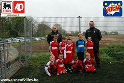 U7 - Football Club de Marpent