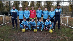 U15 / LONGVIC B - F.C.M.P.L. (11/11) - F.C. Mirebellois Pontailler Lamarche (F.C.M.P.L.)