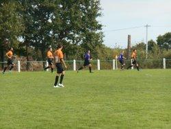 Match de coupe de l'équipe 2 - FOOTBALL CLUB MESNILAURENTAIS