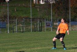 01/11/2015 - Seniors A - Poligny - FC Montfaucon Morre Gennes La Vèze
