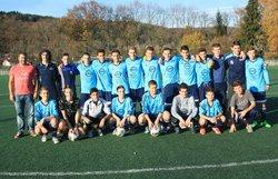 07/11/2015 - U18 2 Val de Vennes - FC Montfaucon Morre Gennes La Vèze