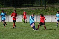 2016-05-21 - U15B - Les Fins - 1/2 finale Coupe - FC Montfaucon Morre Gennes La Vèze