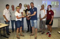 2016-06-22 - Récompenses lors de l'AG du FCMMGV - FC Montfaucon Morre Gennes La Vèze