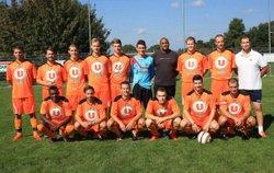2016-09-25 - Seniors 2 - Les Orchamps - FC Montfaucon Morre Gennes La Vèze