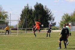 2017-04-23 - La belle victoire des seniors 2 face à Orchamps-Palente - FC Montfaucon Morre Gennes La Vèze
