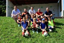 2017-05-27 - Entraînement U9 décentralisé à Morre - FC Montfaucon Morre Gennes La Vèze