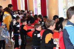 2018-03-21 - DFCO TOUR organisé par le Racing Besançon - Dédicaces - FC Montfaucon Morre Gennes La Vèze