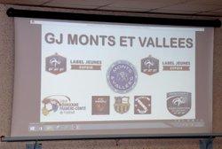 2018-06-17 - Remise officielle du label espoirs à Monts et Vallées - FC Montfaucon Morre Gennes La Vèze