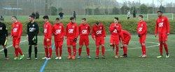 U19 Gambardella: FCMB-FC Lyon 2-1 / 3 décembre 2016 - FC Montceau Bourgogne