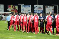 FCMB -OL EN PHOTOS - FC Montceau Bourgogne