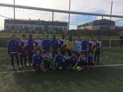 U11 MATCH AMICAL / SC BRIARD 1 - FCM 3 - FOOTBALL CLUB DE MORMANT