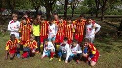 Les u 11 et les u13 au tournoi de larche - FC Objat