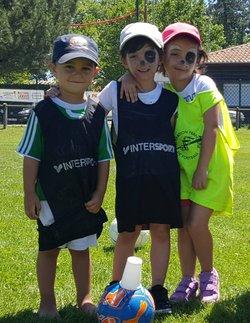 Journée du Samedi 17 Juin : Portes ouvertes Féminines - FOOTBALL CLUB PARENTIS