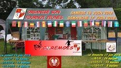 TOURNOI FC REMOIS 16 ET 17 JUIN 2018 - FC REMOIS