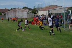 Ile de Ré 2015 - Bis - Football Club de la Région Houdanaise