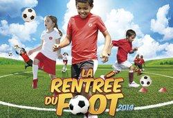 Journée d' accueil SAISON 2014/2015 des U11 au FC ROUMOIS NORD - Football Club du Roumois Nord
