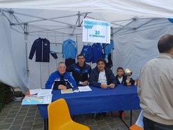 STAND FC ROMAINVILLE AU FORUM - F.C.ROMAINVILLE
