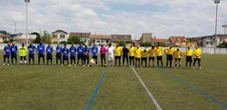 VETERANS FC ROMAINVILLE-SELECTION ALGERIENNE 82 - F.C.ROMAINVILLE