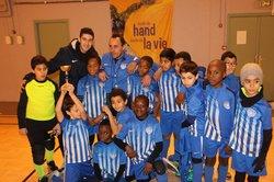 TOURNOI FUTSAL U10 LOISIRS - F.C.ROMAINVILLE