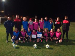 Label école de foot féminin Rouillac - FC ROUILLAC