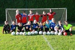 Equipe U8-U9 - FC Sailly