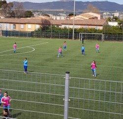 Match contre Felix Pyat - F.C. SAINT-MITRE LES REMPARTS