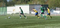 quart de finale coupe du nord u17 - FC SANTES