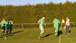 Equipe 2  le  19/10/2014 contre  HEIMSBRUNN - FC Sentheim