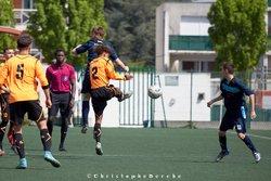 FC ST LEU U17-DHR (1) - (1)  CHAMPS S/MARNE AS - FC SAINT-LEU 95