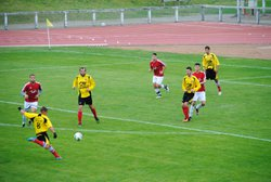FC Tarare 2-USF Tarare 2 : action, but - Football Club Tarare