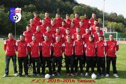 Photos d'équipes 2015 - 2016 - Football Club Tarare