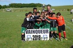 TOURNOI FC VILLEGOUGE 2018
