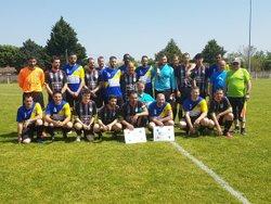 PHOTOS SENIORS A à COTEAUX DE DORDOGNE B : Match nul - FOOTBALL CLUB VALLEE DE LA DORDOGNE