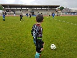 COURAGEUX U8 U9 CE MATIN SOUS LA PLUIE ! - FOOTBALL CLUB VALLEE DE LA DORDOGNE